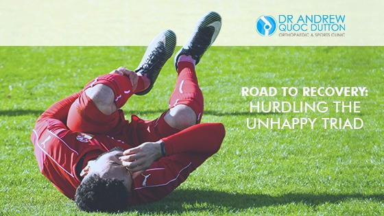 Road to Recovery: Hurdling the Unhappy Triad