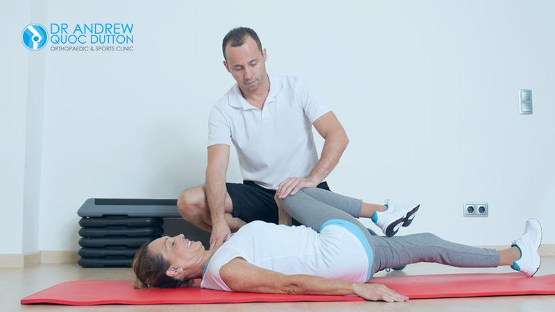 Physical Therapy For Knee Exercise