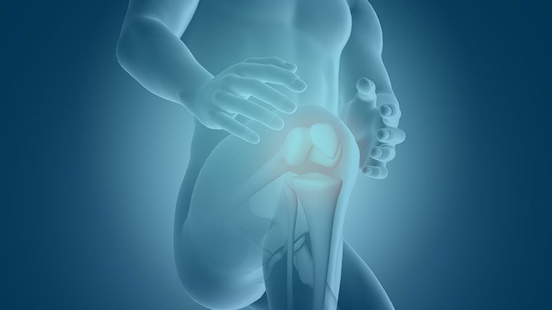 Dr Dutton Knee Pain Illustration